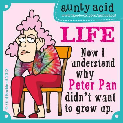 Another Aunty-acid Bites